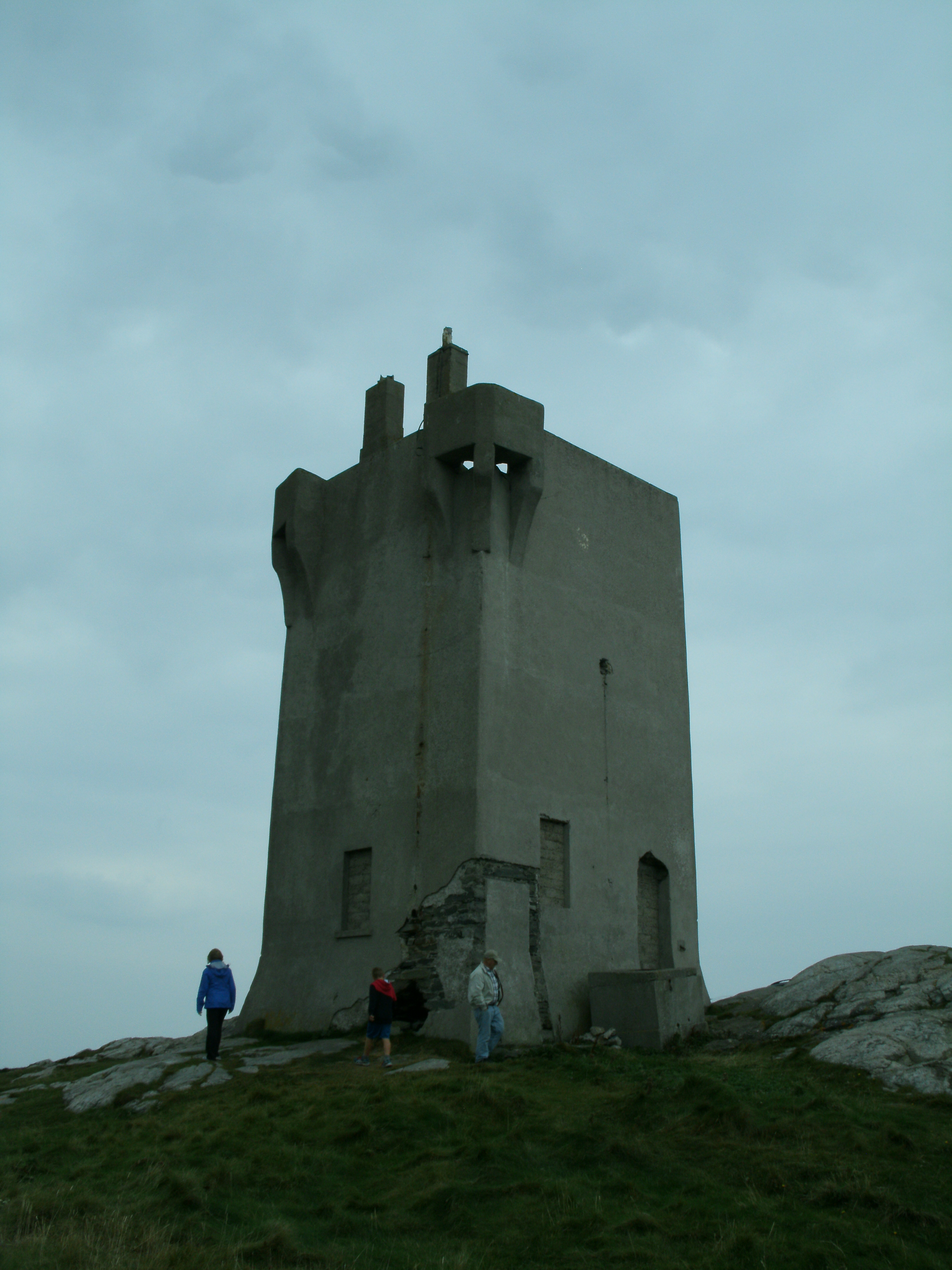 Bamba's Crown @ Malin Head