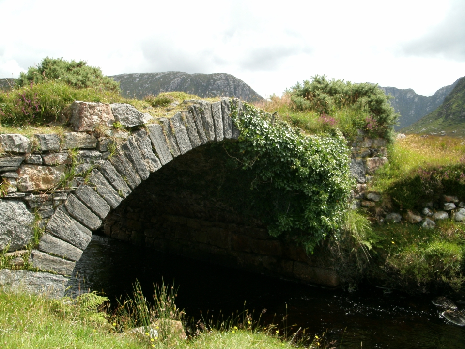 Bridge into the Poisoned Glen