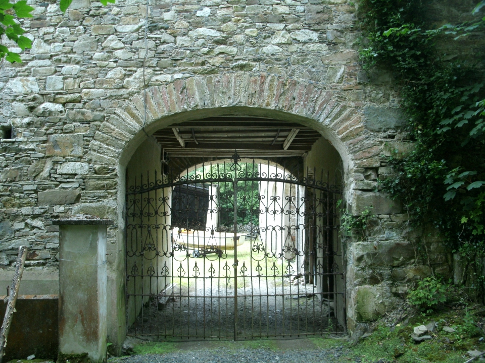 Ards stables entrance