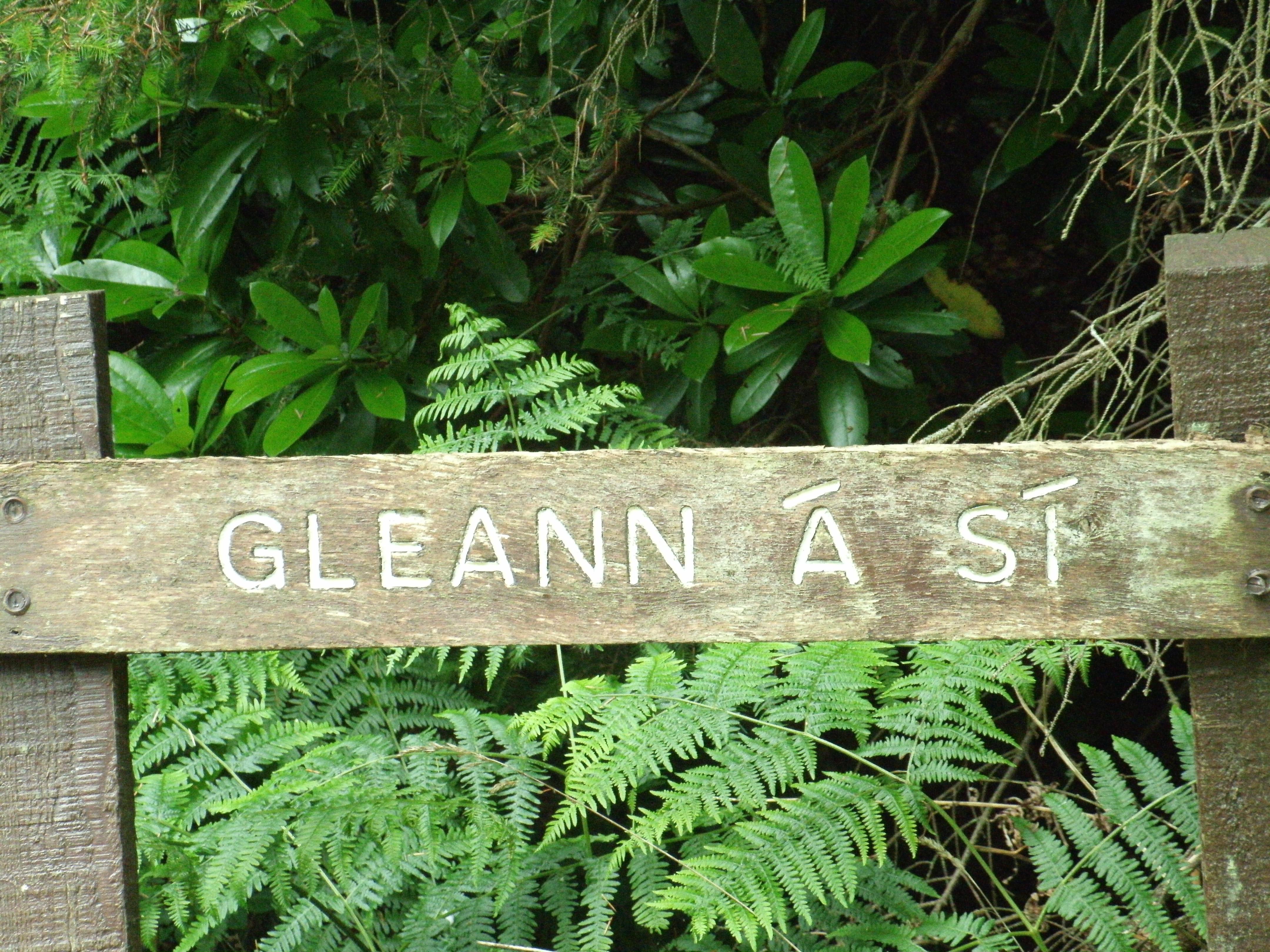 Gleann a Sí, Fairy Glen.