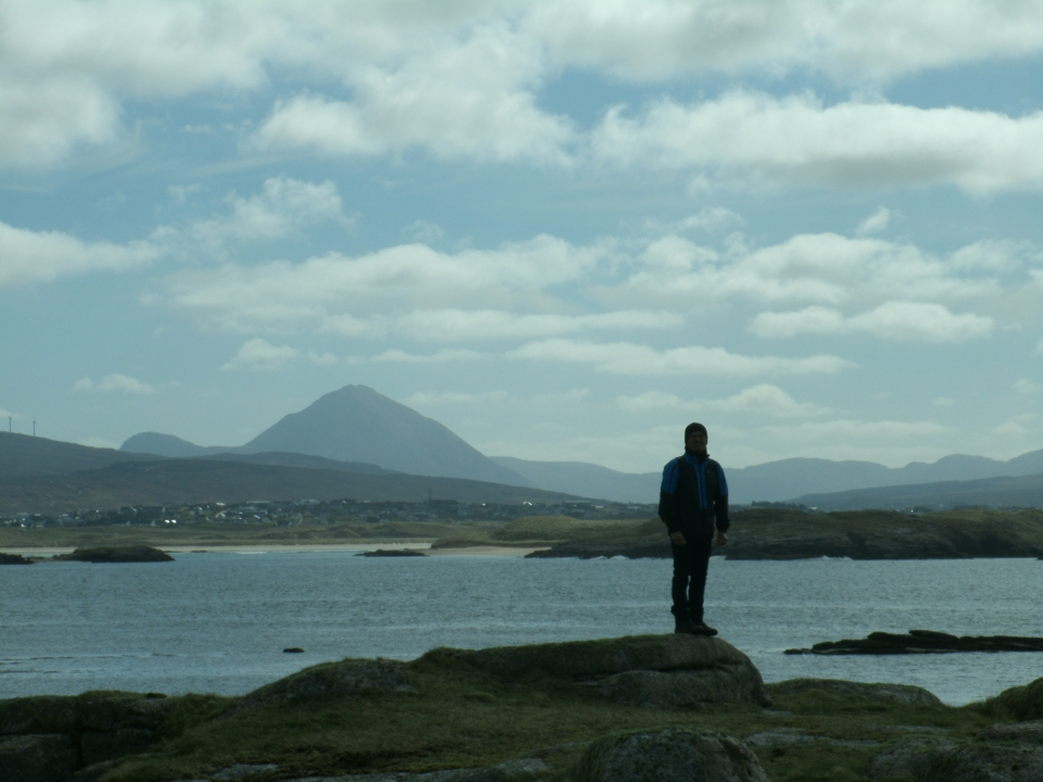 Errigal on the Mainland walkingdonegal