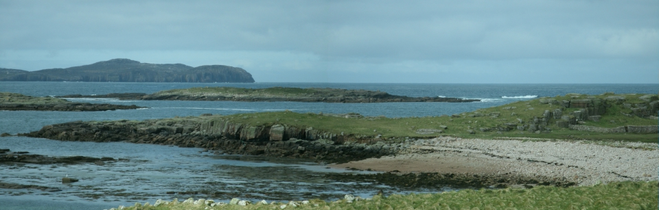 Gola Island, guided walks walkingdonegal.