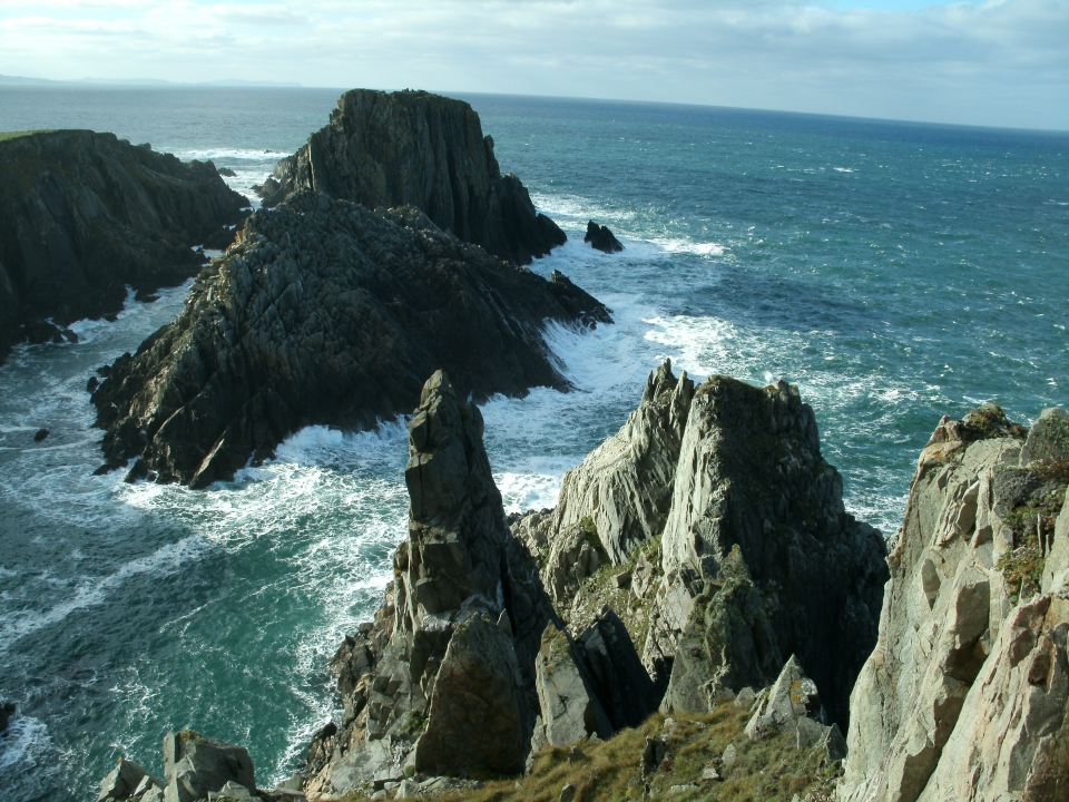 Drop off the wild Atlantic Way for a Hike