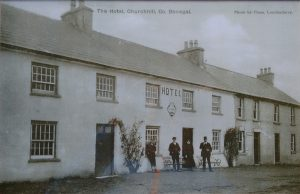 Hotel Churchill, Wilkins Bar.