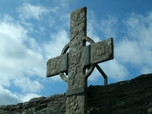 Colmcille's High Cross Ray Falcarragh
